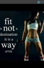 Chcesz być fit ? by _tumbrll_girl