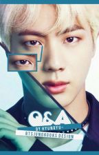 [✔] Q & A - 김석진 by biskutjimin