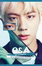 Q & A   ksj by hyunryu-