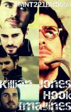 """Killian """"Hook"""" Jones Imagines by TMNT221BHobbit"""
