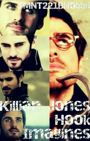 "Killian ""Hook"" Jones Imagines"