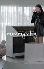 mommys boy by spookymuldeEr