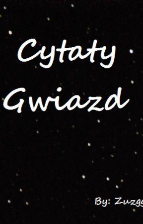 Cytaty Gwiazd by Zuzgga
