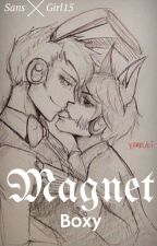 Magnet (Boxy) by MxbelGleeful