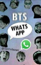 BTS ➳Whatsapp✆ by wonteff