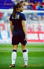 Fraces De Futbol Femenino by sofiareyes265