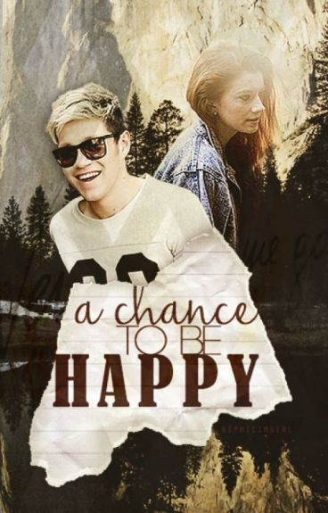 A chance to be happy | n. h. |
