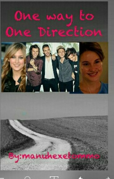 One Way To One Direction (a German One Direction FF)