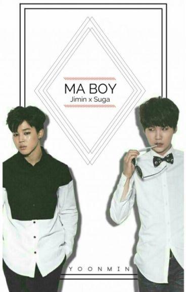 MA BOY (✿JIMIN X SUGA✿)