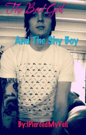 The Bad Girl And The Shy Boy: Tony Perry