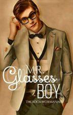 Mr. Glasses Boy by thebookwormannie