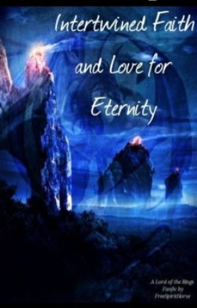 Intertwined Faith and Love for Eternity by FreeSpiritHorse