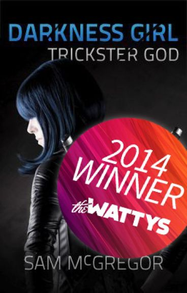 Darkness Girl: Trickster God