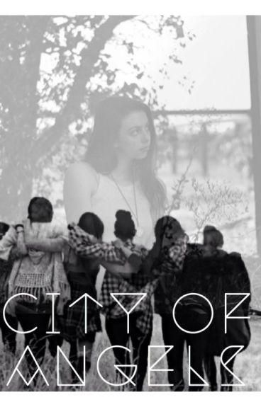 City Of Angels (Cimorelli FanFic)