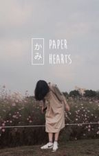 Paper Hearts » story idea shop by chamsae_