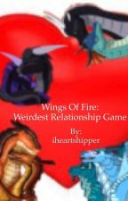 Wings Of Fire: Weirdest Relationship Game by iheartshipper