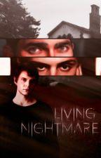 Living Nightmare- Derek Hale by TheWhite_Wolf