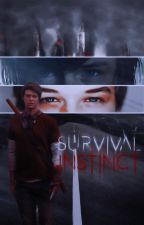 Survival Instinct- Carl Grimes by TheWhite_Wolf