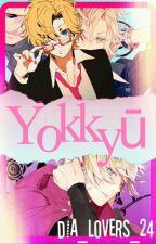 Yokkyū (Kou Mukami) by dia_lovers_24