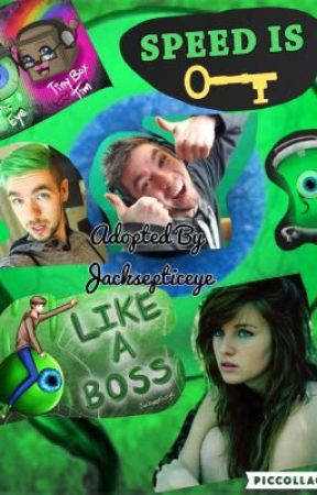 Adopted by jacksepticeye by Youtuberz4lyfe