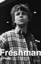 Freshman - Ashton Irwin by irwinssidechick