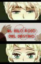 El Hilo Rojo Del Destino by ToukaKirishima3500