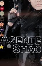 Agente Shao by green_tango