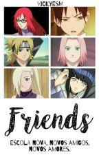 Friends by vickyesm