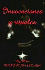 Invocaciones Y Rituales by MR-CREEPYPASTA200