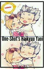 one-shots haikyuu Yaoi by FrutillaDarkStar