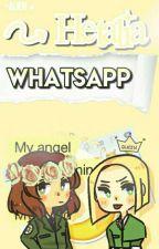 Hetalia Whatsapp by --Alien