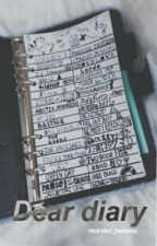 dear diary;; l.r.h✨ by Maryfer_hemmo