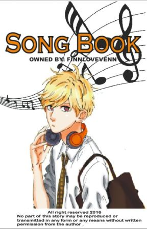 Song Book [ OFF REQUEST ] by FinnLoveVenn