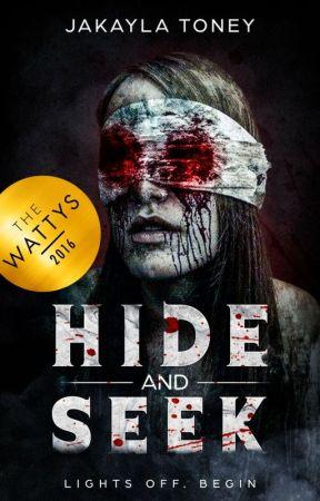 Hide and Seek von Ms_Horrendous