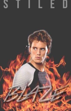 blaze + finnick odair by passionals