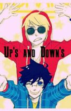 Up's & Down's by cosmosalien