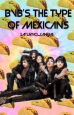 Black Veil Bride's the type of mexicans by Cookies_with_poison