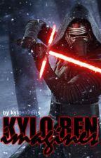 Kylo Ren Imagines by kylosxren