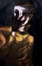 Creepypasta Masky x Reader. [Cheese Cake] by TheCring3