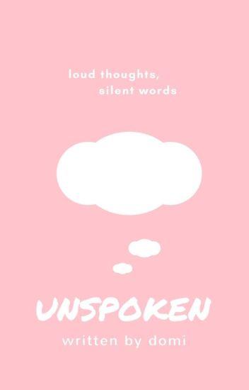 Unspoken | Park Jimin