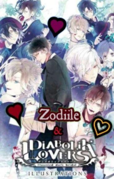 Diabolik Lovers & Zodiile!