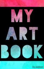 My Art Book by DogsandBooks