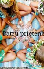 Patru Prietene by CristinaCostache23