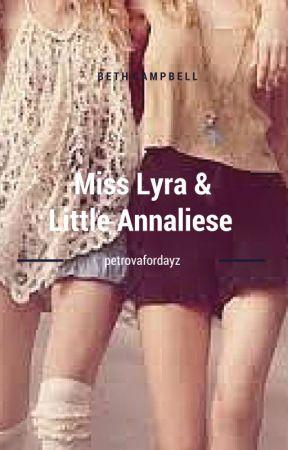 Miss Lyra and Little Annaliese- slow updates by Petrovafordayz