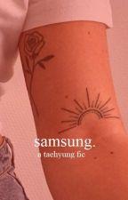 samsung一 k.taehyung by yeppunseokjin