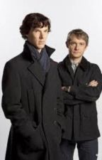Blending In  (Johnlock) by PurpleFairy84