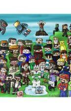 Minecraft Games! by crystalhorizontal