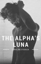 The Alpha's Luna by queenofallqueens