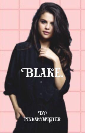 Blake. by pinkskywriter