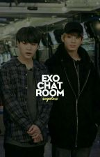 exo chatroom by -pepijy
